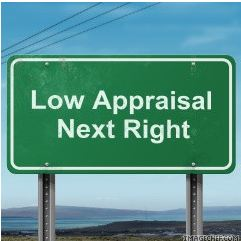 Low Appraisal Tips