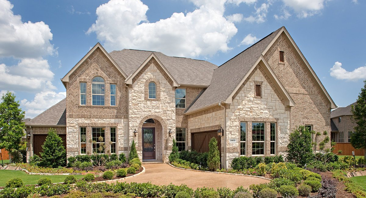 New Construction Homes In Irving Texas